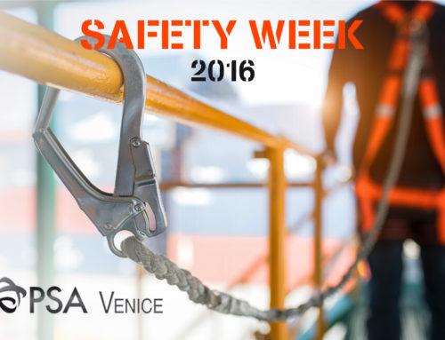 Porto di Venezia loves safety – Giornata Mondiale della salute e della sicurezza