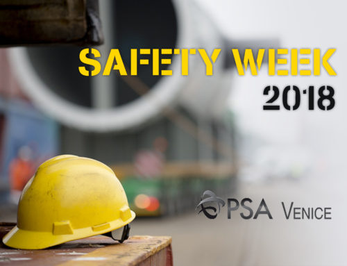 PSA SAFETY WEEK 2018