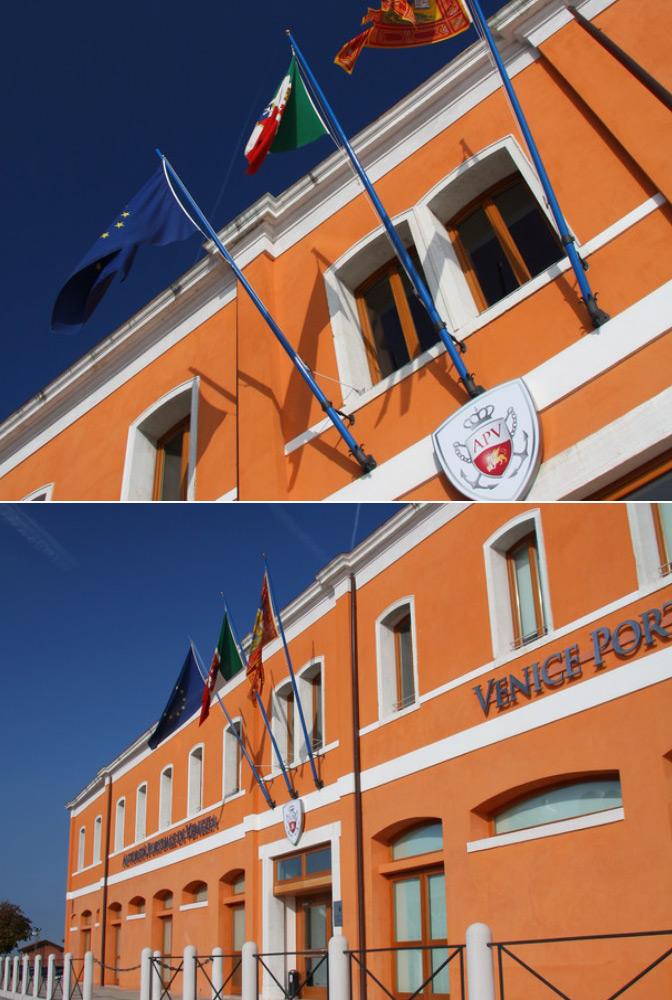 sede Autorità di Sistema Portuale del Mare Adriatico Settentrionale